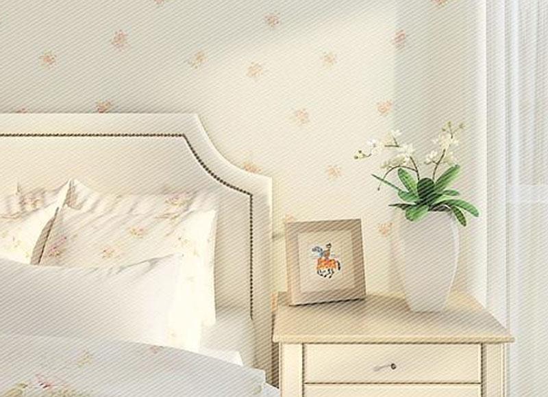 韩式婚房卧室装修设计